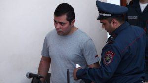 Hearing of 'New Armenia' Public Salvation Front's member Gevorg Safaryan's case took place